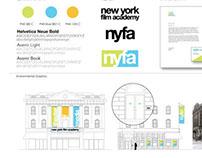 NYFA rebranding