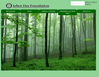 Website Re-design - ADF