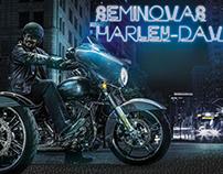 _Harley Davidson_Anúncios