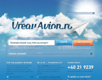 VreauAvion - air ticketing web project