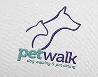 Pet Walk // branding //