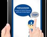 Aplicacion tablet