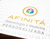 Branding | Afinitá - Odontologia e Med. Personalizada