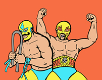 Wacky Wrestlers