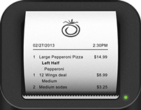 Receipt Printer App Icon