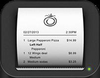 Receipt Printer App Icon