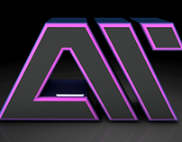 A-S1DE music label logo & branding