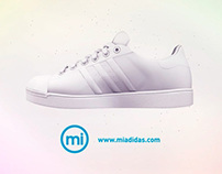 mi Adidas Superstars