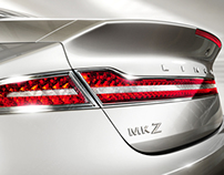 Lincoln MKZ / Photography