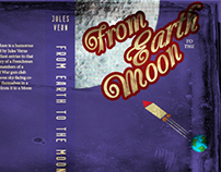 From Earth to the Moon · Cover and Layout