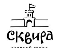 Logo for small town near Kyiv