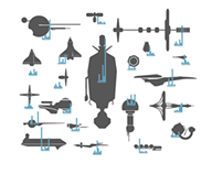 ConceptDraw Solution Park Icons and Illustrations