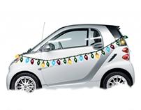 SMART CAR – DIGITAL & OOH