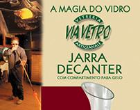 VIVÊNCIAS | Vidraria Artesanal Via Vetro