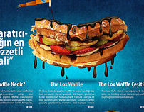 The Lox Waffle dot Com