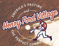 Baseball Event, Self-Mailer