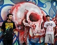 [Video&Foto]: Tonrak graffiti para Artemora
