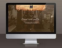 C'era una volta ... (Once upon a time ...) website