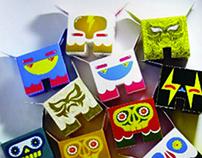 Paper Toys / Prototipo