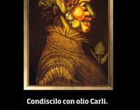 Olio Carli / Advertising campaign