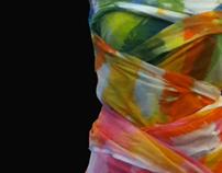 Textiles + Experimental Drapes: Crossing Color