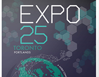 World Expo 2025 Branding