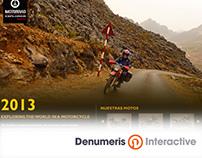 Trabajos realizados en Denumeris Interactive