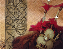 Polynesian Collages