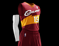 New Cavaliers Uniform