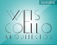 Branding | Weis Coello Arquitectos |