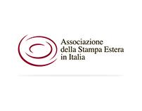 Official logo Associazione della Stampa Estera