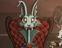 Vlad the Rabbit