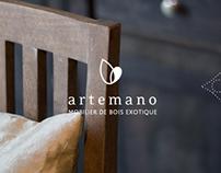 ARTEMANO ONLINE STORE