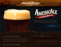 South County Brewery Website