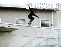 Concrete Skateboarding 2012 Photo Annual