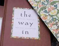 The Way In - Book and Journal boxed set