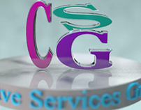 CSG Logo Animation
