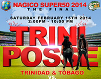 TRINIPOSSE - NAGICO SUPER50 FINAL