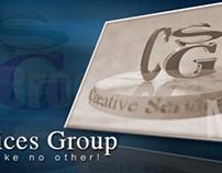 CSG Banner Animation