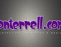 DonTerrell.com Flash Animation