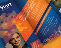 Start, 3Fold Brochure