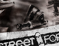 Skateboard Jobs - STREET FORCE