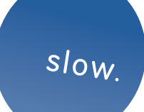 Logo for Slow