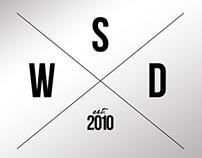 Swank & Debonair [custom logo]