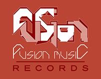 Fusion Music - Logotype