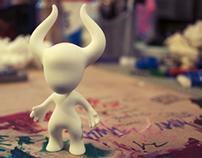 3D printed figures