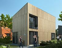 Double house, Nijmegen