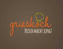 Coporate identity - grieskoch