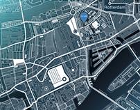 Van Gils map