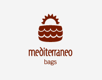 Mediterraneo Bags Rebranding